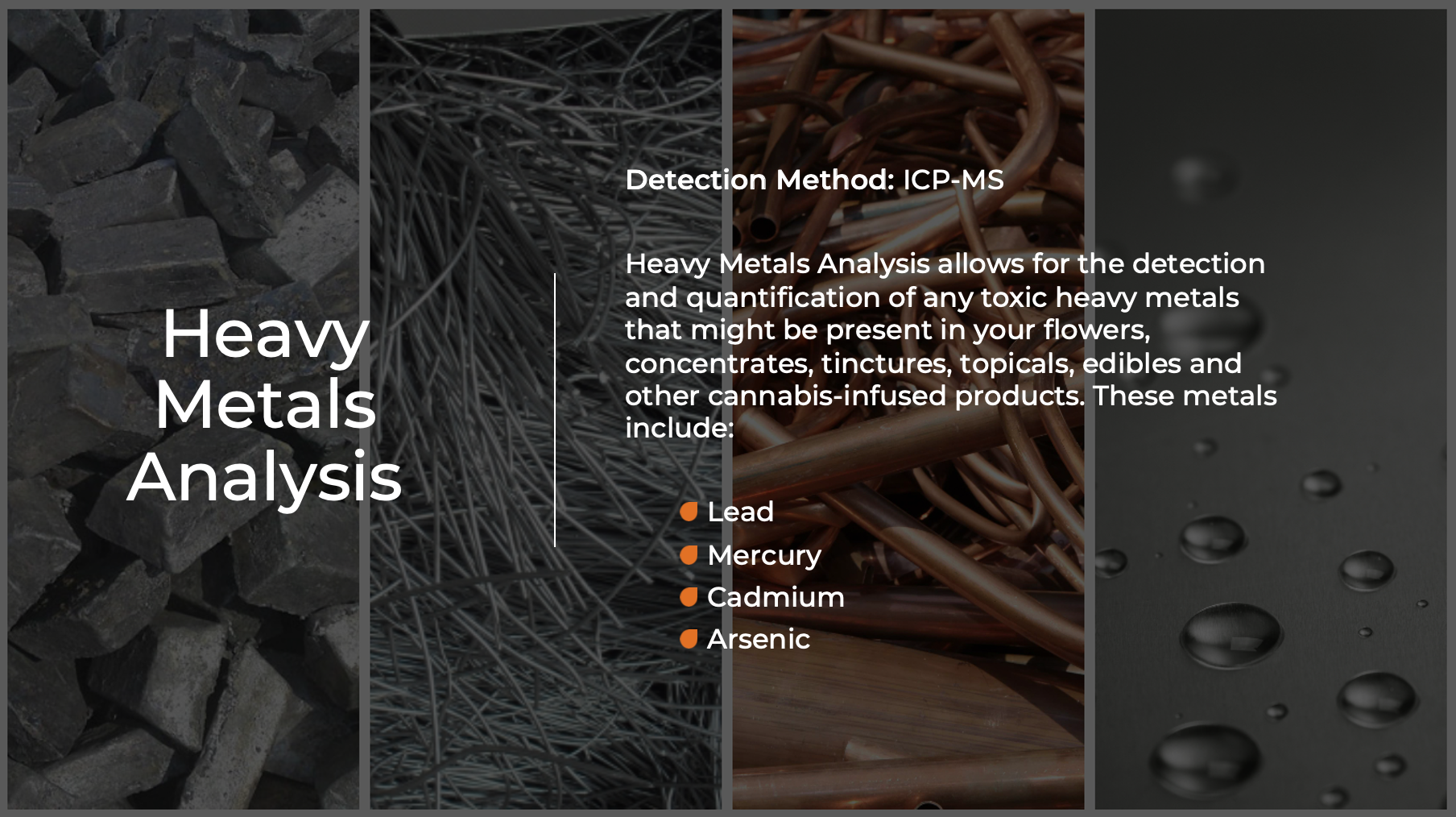 Heavy Metals Analysis - Indo Labs