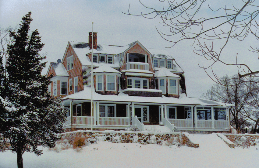 Gary Vacca Building Contractor Winter Caretaking