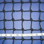 Cut Square Knotted Netting