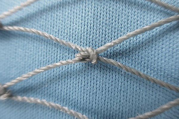 Twisted Knotted Polyethylene Netting