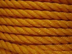 Twisted Polypropylene Rope