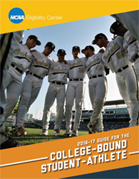 NCAA College Guide cover