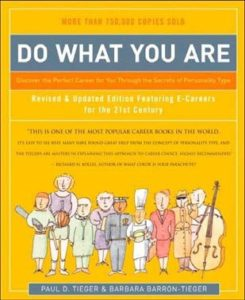 book cover: Do What You Are