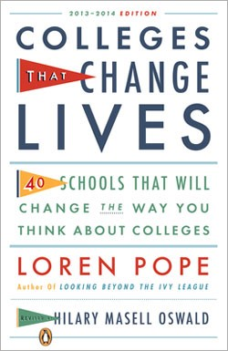 cover guidebooks colleges change lives