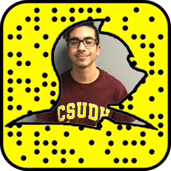 Ian Silva has been accepted at CSUDH