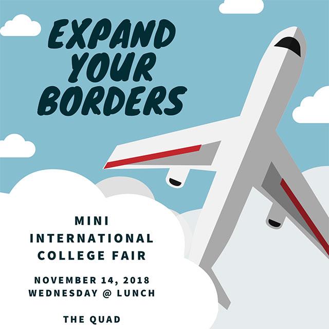International College Fair