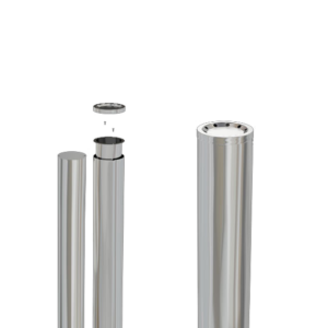 sanitizer stainless steel dispenser accessories