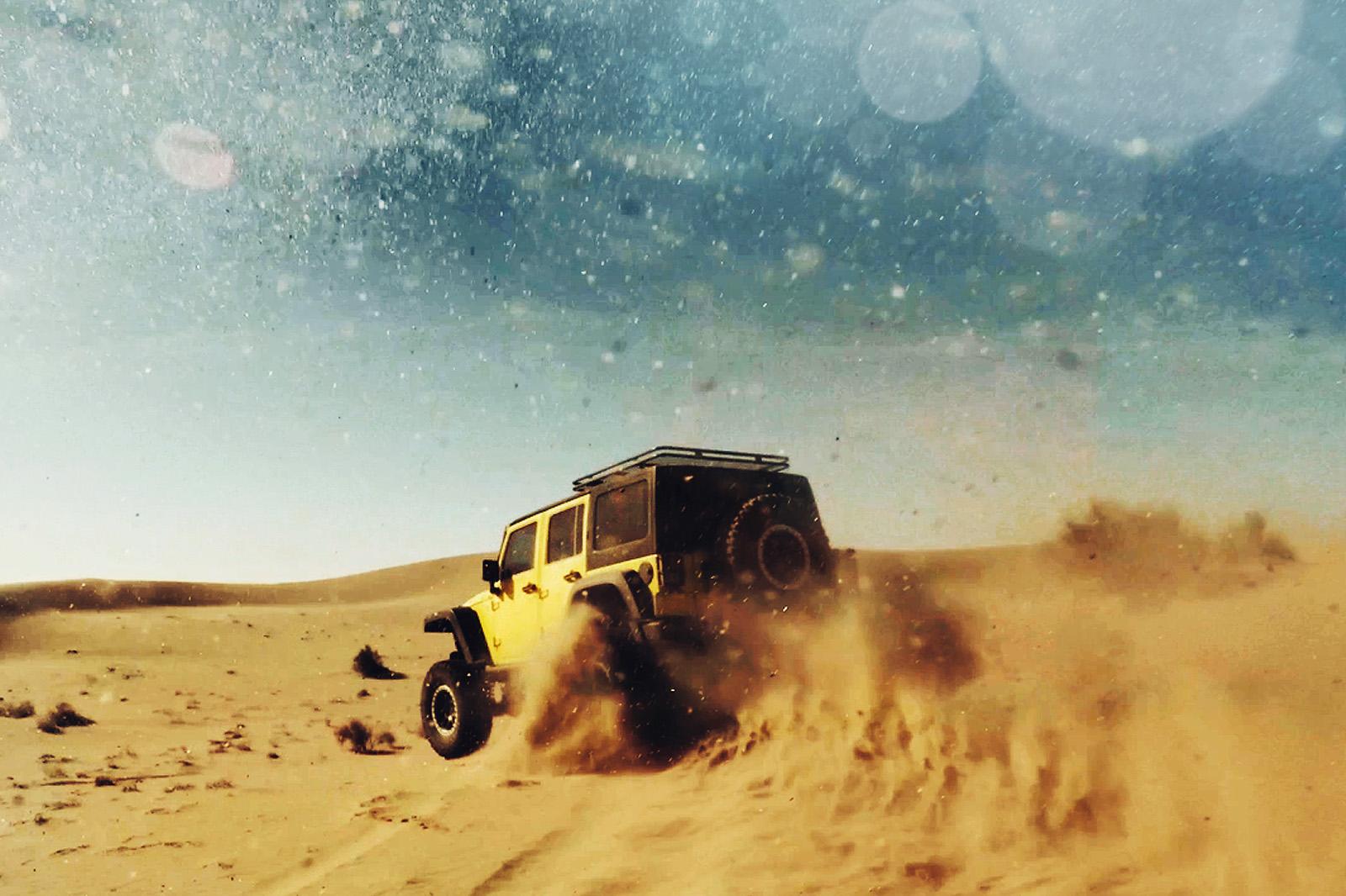 Jeep-Baja