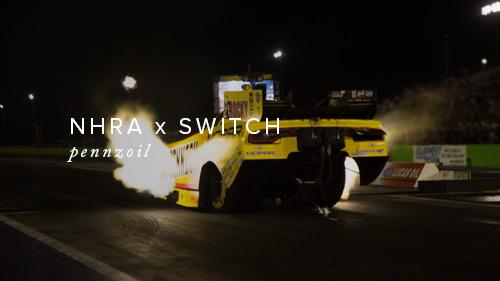 NHRA x Switch
