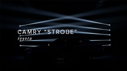 Toyota Camry 2018 - Social - Duplicate
