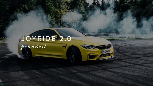 Pennzoil Joyride 2.0 Complete