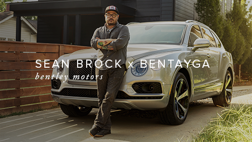 Bentley x Sean Brock