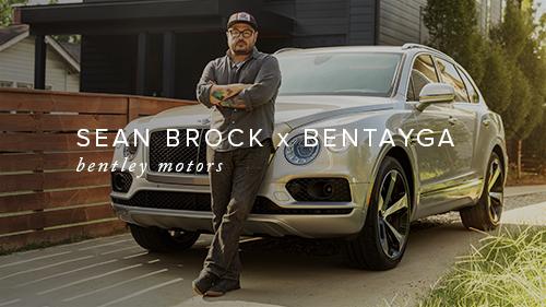 Bentley x Sean Brock