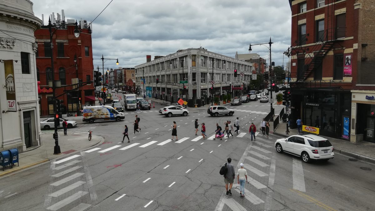 Image of intersection