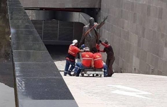 Venezuela, Caracas, Cruz Roja Venezolana
