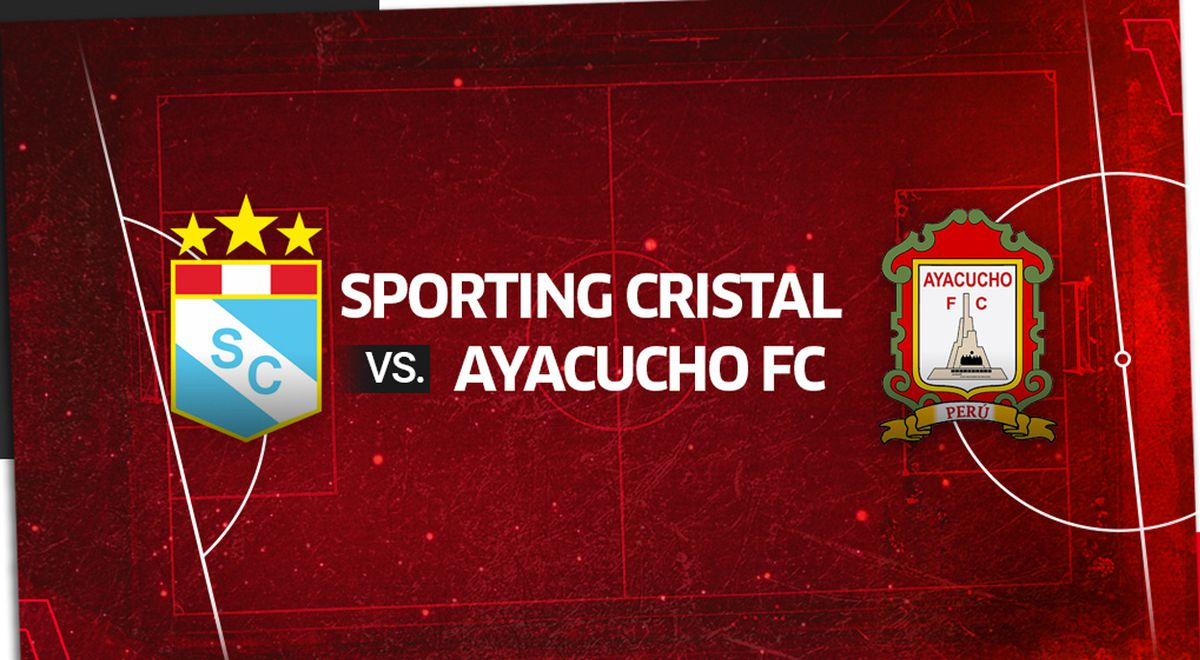 Jengibre Jeber Barreto Sporting Cristal Vs Ayacucho En Vivo Por Gol Peru Horarios Y Canales Del Partido De La Liga 1 Movistar Tipsfemeninos Com