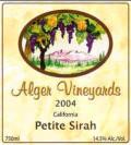 Alger Vineyards & Wnery