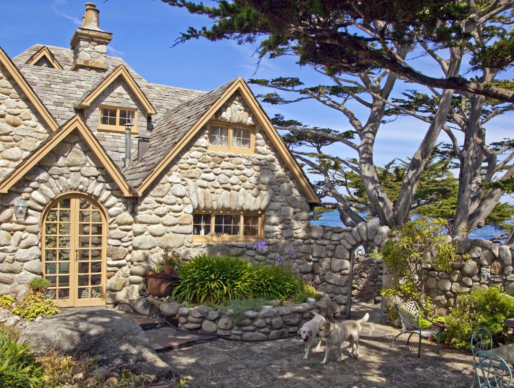 Carmel Comstock Cottage Courtesy Mike Barton