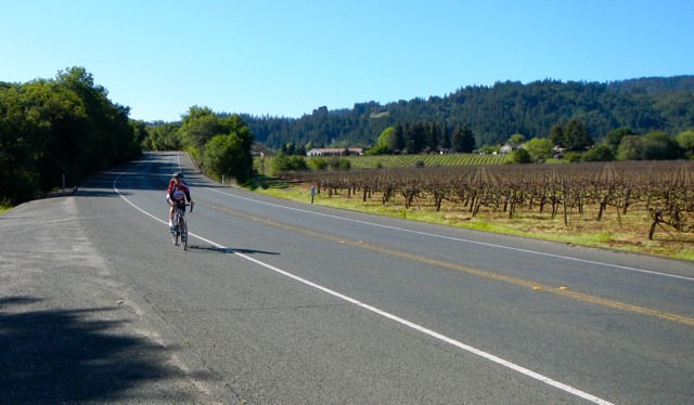 West Dry Creek Road