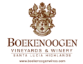 Boekenoogen Vineyard & Winery