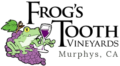 Frog's Tooth Vineyards