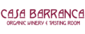 Casa Barranca Winery