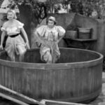 I Love Lucy Grape Stomping