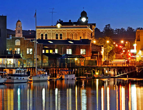 Petaluma Waterfront