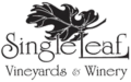 Single Leaf Vineyards and Winery