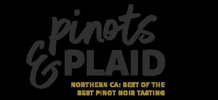 Pinots and Plaid