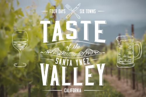 Taste Of The Valley logo
