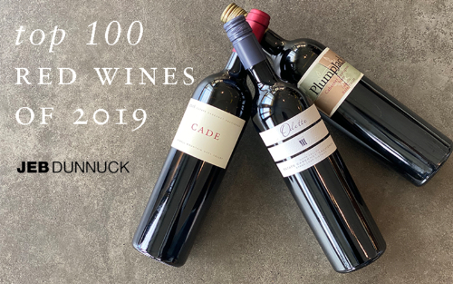 Top 100 Red Wines of 2019