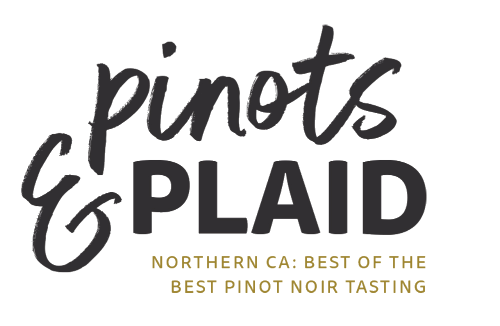 Pinots and Plaid logo