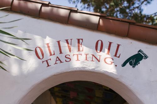 San Diego Olive Tasting