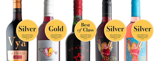 Madera Wine Winners