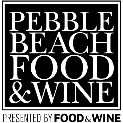 Pebble Beach Food and Wine logo