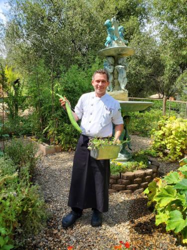 Chef Robert Snyder, Elderberry House