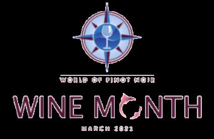 WOPN Wine Month logo