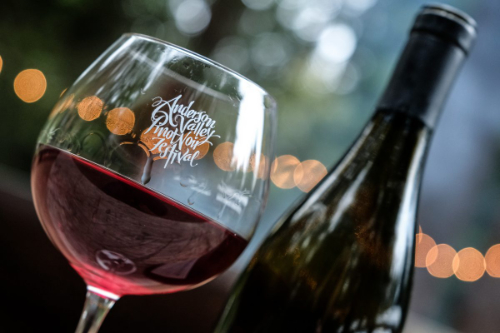 Anderson Valley Pinot Month Logo