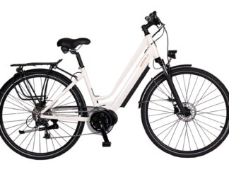 Batribike GAMMA Step Through ebike White