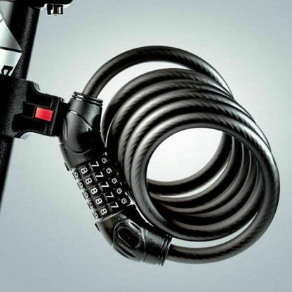 Combination Chain Bike Lock
