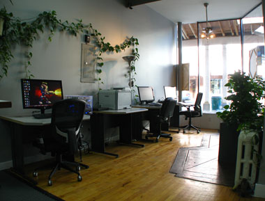 Brainstorm's Rental Computer Workstations in Kingston, N.Y.