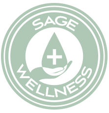 Sage Wellness logo circle -Products