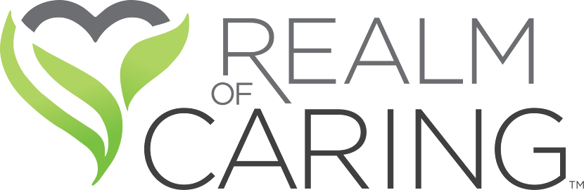 The Realm of Caring logo