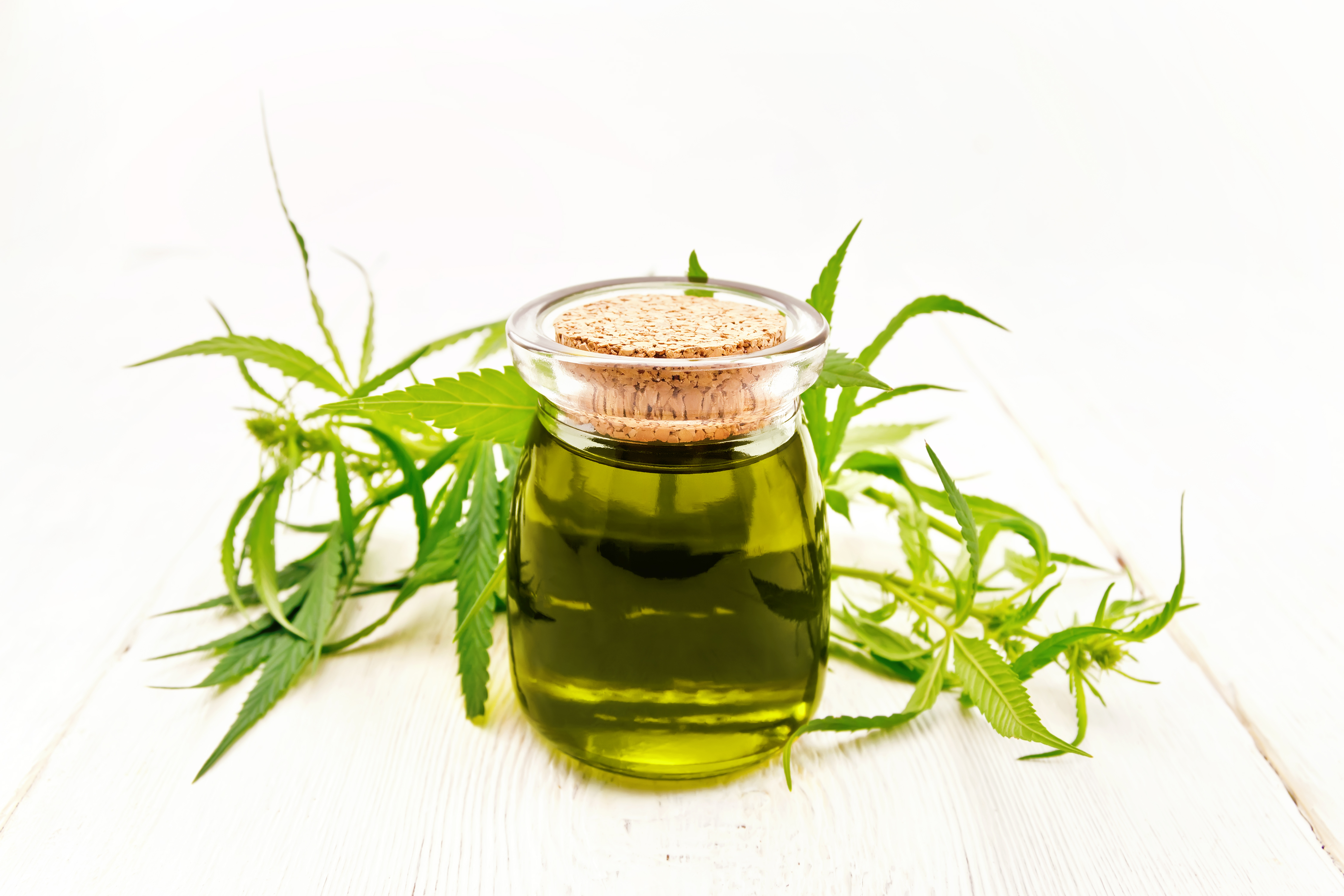 CDB oil used for treating anxiety