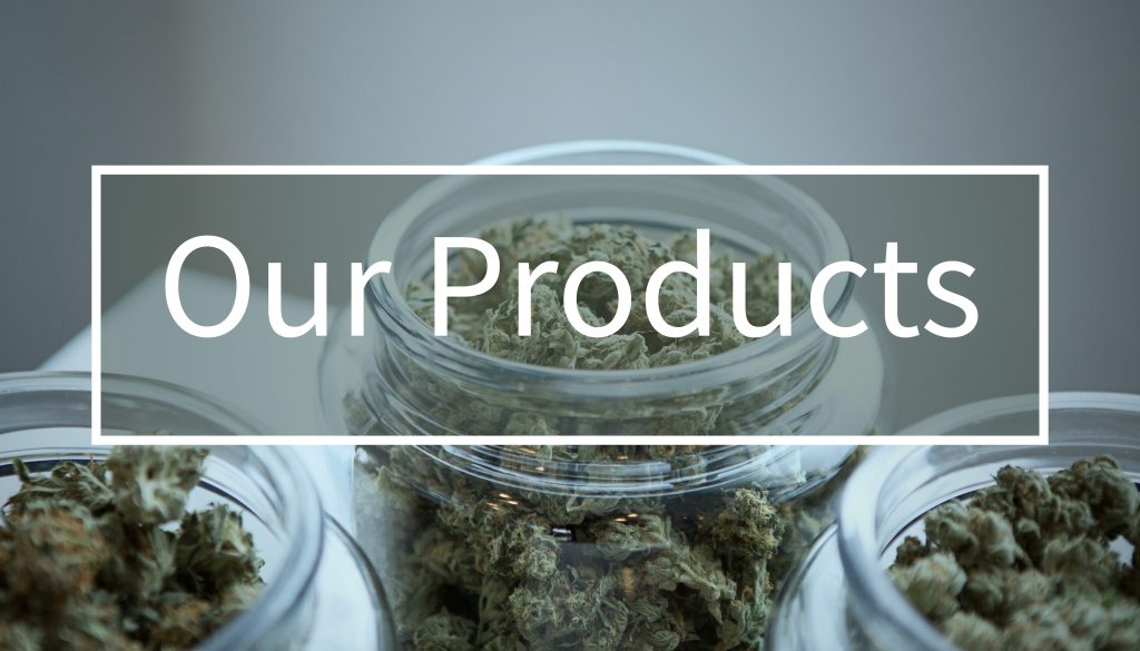 Medical marijuana products offered by Sage Wellness