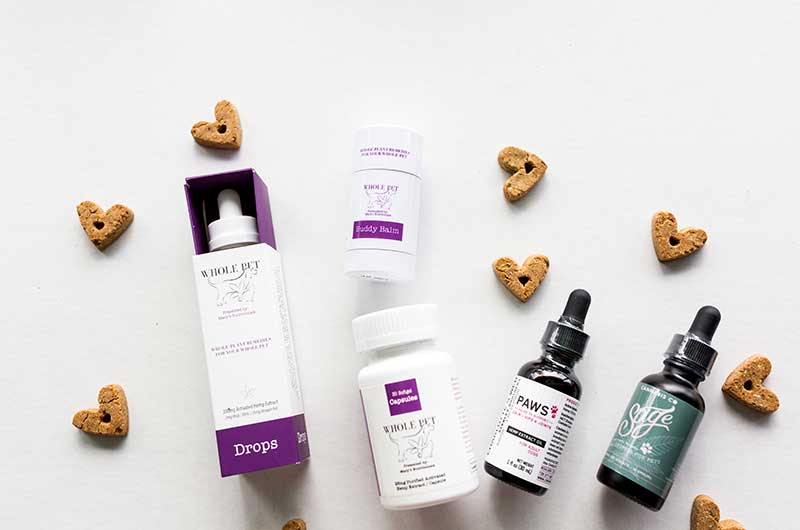 CBD products for pets