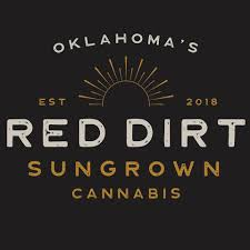 Red Dirt Sungrown Cannabis Logo
