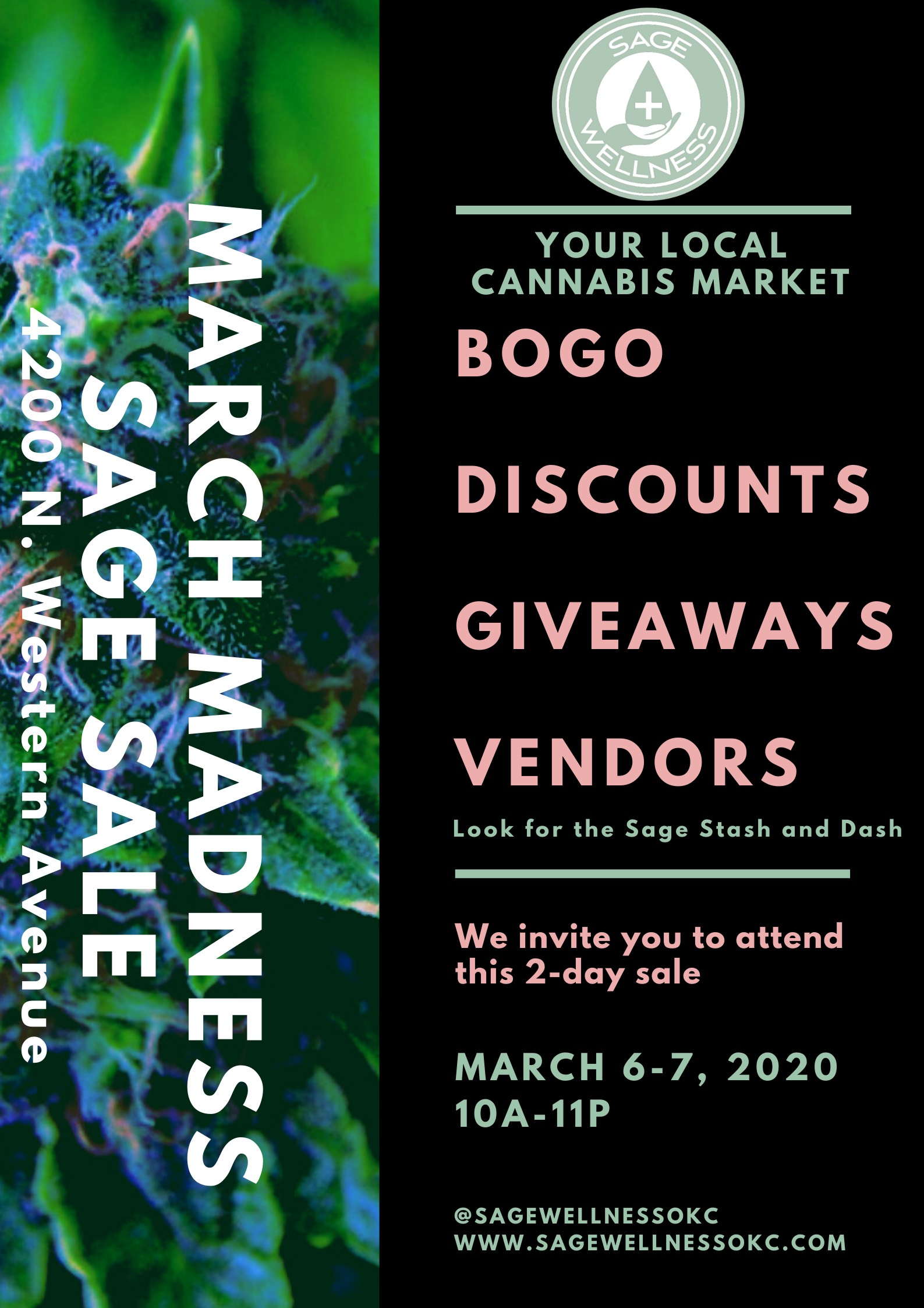 March Madness Sage Sale