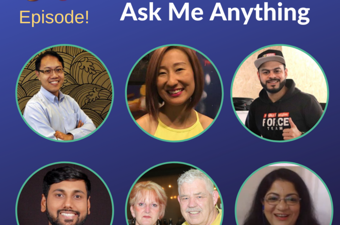 Ask Me Anything Virtual Meetup – 50th Podcast Episode!